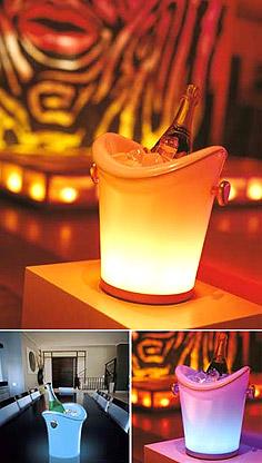 彩光香槟冰桶