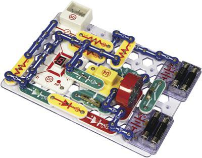 NEC插接式电路组装玩具