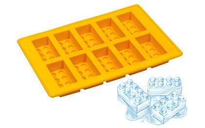 乐高积木形状的冰块模子