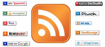 RSS源图标