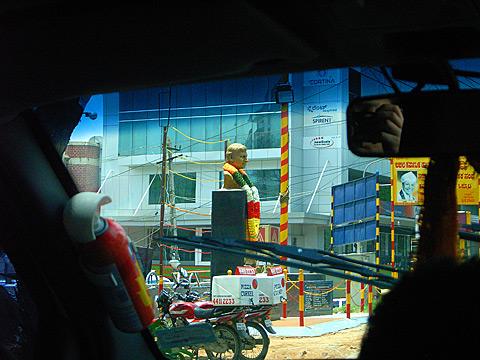 印度,班加罗尔街头
