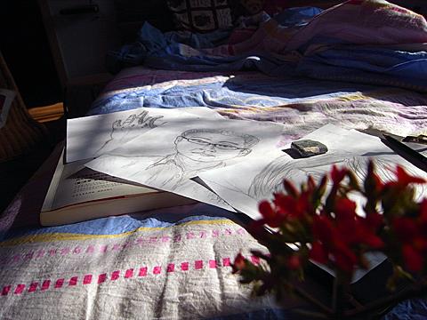 重新开始学画画