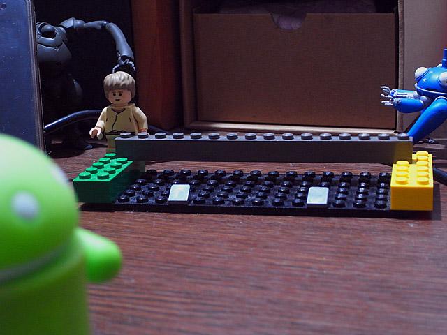 Lego手机座1