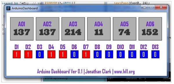 ArduinoDashboard